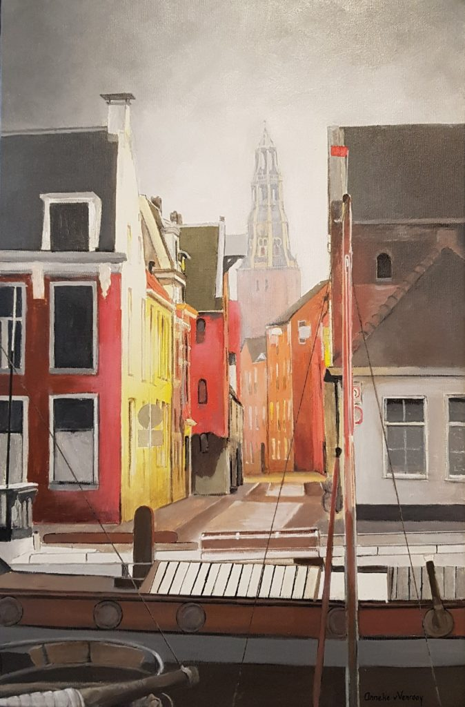 Groningen A kerk